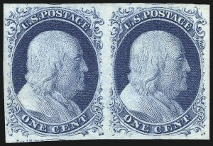 Sale Number 1025, Lot Number 79, 1851-56 Issue1c Blue, Ty. IV (9), 1c Blue, Ty. IV (9)
