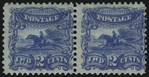 Sale Number 1026, Lot Number 1027, Essays and Proofs: 1869 Pictorial Issue2c Small Numeral, Plate Essay on Stamp Paper, Perforated 12, Grilled (113-E3e), 2c Small Numeral, Plate Essay on Stamp Paper, Perforated 12, Grilled (113-E3e)
