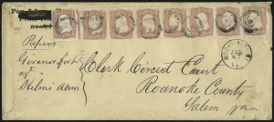 Sale Number 1026, Lot Number 1971, U.S. Cover Collections and Group LotsCourt House Cover Balance, Court House Cover Balance