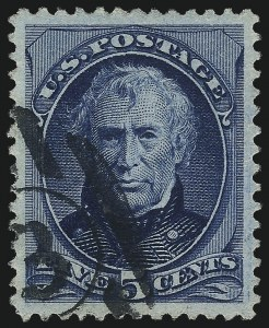 Sale Number 1032, Lot Number 3286, 1979-88 American Bank Note Co. Issues (Scott 182-191)5c Blue (185), 5c Blue (185)