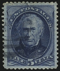 Sale Number 1032, Lot Number 3287, 1979-88 American Bank Note Co. Issues (Scott 182-191)5c Blue (185), 5c Blue (185)