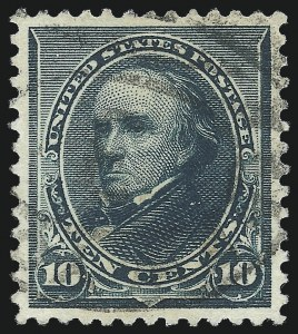 Sale Number 1032, Lot Number 3332, 1890-93 Issue (Scott 219-229)10c Green (226), 10c Green (226)