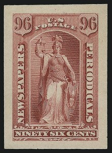 Sale Number 1037, Lot Number 1290, Essays and Proofs (Newspapers and Periodicals)1c-96c 1885 Issue, Panama-Pacific Small Die Proofs on Wove (PR81P2a-PR89P2a), 1c-96c 1885 Issue, Panama-Pacific Small Die Proofs on Wove (PR81P2a-PR89P2a)