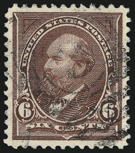 Sale Number 1037, Lot Number 1891, 1894-98 Bureau Issues (Scott 246-284)6c Dull Brown (271), 6c Dull Brown (271)