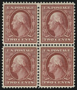 Sale Number 1040, Lot Number 1725, 1909 Bluish Paper Issue (Scott 357-366)1c Green, 2c Carmine, Bluish (357-358), 1c Green, 2c Carmine, Bluish (357-358)