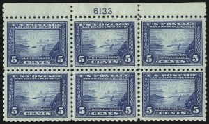 Sale Number 1040, Lot Number 1768, Panama-Pacific Issue (Scott 397-404)1c-10c Panama-Pacific (397, 399, 400, 403), 1c-10c Panama-Pacific (397, 399, 400, 403)