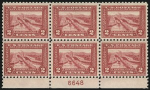 Sale Number 1040, Lot Number 1778, Panama-Pacific Issue (Scott 397-404)2c Panama-Pacific, Perf 10 (402), 2c Panama-Pacific, Perf 10 (402)