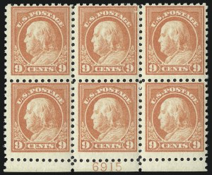 Sale Number 1040, Lot Number 1843, 1916-17 Issues (Scott 462-491)1c-12c 1916-17 Issue (462-463, 465-466, 468-471, 473-474, 481-482, 483-484), 1c-12c 1916-17 Issue (462-463, 465-466, 468-471, 473-474, 481-482, 483-484)