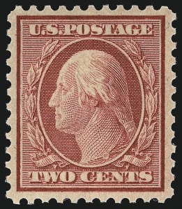 Sale Number 1040, Lot Number 1913, 1917-18 Issues (Scott 498-524)2c Carmine (519), 2c Carmine (519)