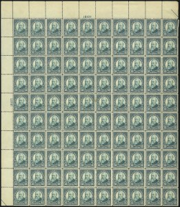 Sale Number 1040, Lot Number 2007, 1923-33 Issues (Scott 577-734a)13c Green (622), 13c Green (622)