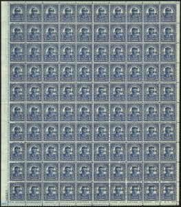 Sale Number 1040, Lot Number 2020, 1923-33 Issues (Scott 577-734a)5c Hawaii Ovpt. (648), 5c Hawaii Ovpt. (648)