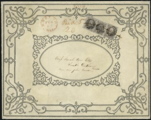 Sale Number 1041, Lot Number 273, Advertising Covers and Valentines5c Red Brown (1), 5c Red Brown (1)