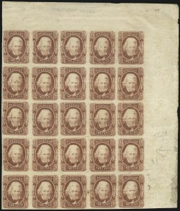 Sale Number 1043, Lot Number 2210, 2c Engraved (Scott 8)2c Brown Red (8), 2c Brown Red (8)