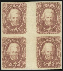 Sale Number 1043, Lot Number 2211, 2c Engraved (Scott 8)2c Brown Red (8), 2c Brown Red (8)