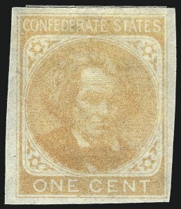 Sale Number 1043, Lot Number 2270, 20c Engraved, 1c Typograph (Scott 13-14) and Group Lots1c Orange (14), 1c Orange (14)