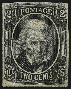 Sale Number 1043, Lot Number 2320, General Issue Essays and Proofs2c Black, With Framelines, Trial Color Die Proof on Wove (8TC1), 2c Black, With Framelines, Trial Color Die Proof on Wove (8TC1)
