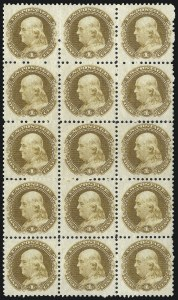 Sale Number 1054, Lot Number 309, Essays1c Small Numeral, Plate Essay on Stamp Paper, Perforated 12, Grilled (112-E4c), 1c Small Numeral, Plate Essay on Stamp Paper, Perforated 12, Grilled (112-E4c)