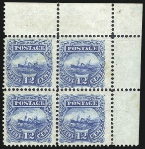 Sale Number 1054, Lot Number 325, Essays12c Small Numeral, Plate Essay on Stamp Paper, Perforated 12, Grilled (117-E1e), 12c Small Numeral, Plate Essay on Stamp Paper, Perforated 12, Grilled (117-E1e)