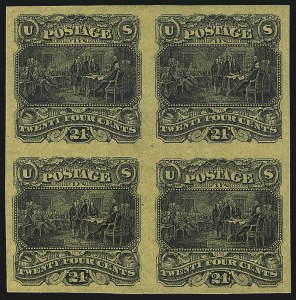 Sale Number 1054, Lot Number 331, Essays24c Black, Small Numeral Plate Essay on India (120-E2d, 120-E2h), 24c Black, Small Numeral Plate Essay on India (120-E2d, 120-E2h)