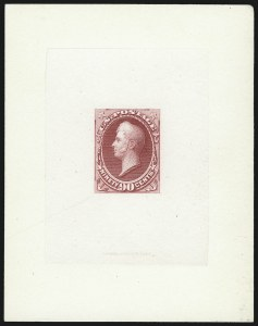 Sale Number 1057, Lot Number 524, Essays and Proofs (Bank Notes and Later Issues)1c-90c 1870-71 National Bank Note Co., Large Die Proofs on India (145P1-155P1 var), 1c-90c 1870-71 National Bank Note Co., Large Die Proofs on India (145P1-155P1 var)