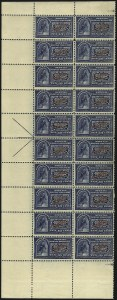 Sale Number 1060, Lot Number 3136, Philippines, Air Post thru Special DeliveryPHILIPPINES, 1901, 10c Dark Blue, Special Delivery (E1), PHILIPPINES, 1901, 10c Dark Blue, Special Delivery (E1)