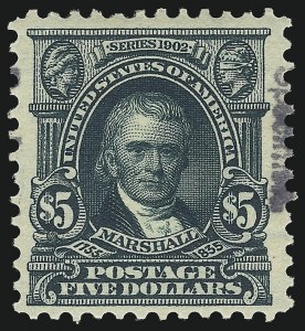 Sale Number 1061, Lot Number 3302, Specimen Overprints1c-$5.00 1902-03 Issue, Horizontal or Vertical Specimen Ovpts. Ty. E (300S-313S-E), 1c-$5.00 1902-03 Issue, Horizontal or Vertical Specimen Ovpts. Ty. E (300S-313S-E)