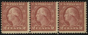 Sale Number 1061, Lot Number 3994, 1917-22 Issues (Scott 519-573)2c Carmine Rose, Ty. III, Rotary (546), 2c Carmine Rose, Ty. III, Rotary (546)