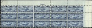 Sale Number 1061, Lot Number 4074, Air Post$2.60 Graf Zeppelin (C15), $2.60 Graf Zeppelin (C15)