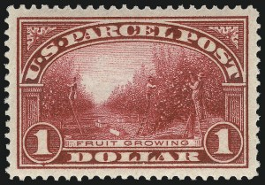 Sale Number 1061, Lot Number 4232, Newspapers and Periodicals thru Parcel Post$1.00 Parcel Post (Q12), $1.00 Parcel Post (Q12)