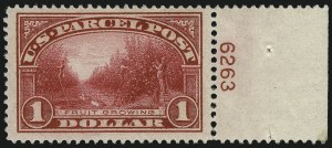 Sale Number 1061, Lot Number 4233, Newspapers and Periodicals thru Parcel Post$1.00 Parcel Post (Q12), $1.00 Parcel Post (Q12)