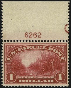 Sale Number 1061, Lot Number 4234, Newspapers and Periodicals thru Parcel Post$1.00 Parcel Post (Q12), $1.00 Parcel Post (Q12)