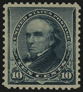 Sale Number 1062, Lot Number 414, 1879-93 American Bank Note Co. Issues (Scott 182-229)10c Green (226), 10c Green (226)