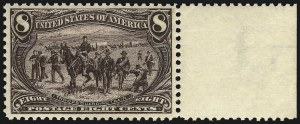 Sale Number 1062, Lot Number 473, 1898 Trans-Mississippi and 1902 Pan-American Issues (Scott 285-299)8c Trans-Mississippi (289), 8c Trans-Mississippi (289)