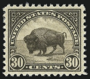 Sale Number 1062, Lot Number 770, 1922 and Later Issues (Scott 551-3260)30c Brown (700), 30c Brown (700)