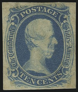 "Sale Number 1064, Lot Number 227, General Issues off-Cover: Scott 6-1010c Blue, ""TEN"" (9), 10c Blue, ""TEN"" (9)"