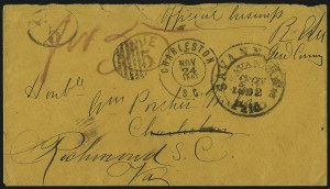 Sale Number 1065, Lot Number 488, Official Imprints and Robert E. Lee CoverRobert E. Lee, Robert E. Lee