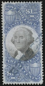 Sale Number 1066, Lot Number 79, Second Issue incl. Inverts$1.30 Blue & Black, Second Issue (R119), $1.30 Blue & Black, Second Issue (R119)