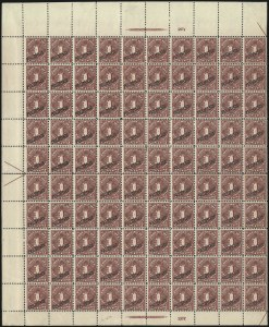 Sale Number 1067, Lot Number 1976, U.S. Possessions: Philippines, Air Post thru Postage DuePHILIPPINES, 1899, 1c Deep Claret, Postage Due (J1), PHILIPPINES, 1899, 1c Deep Claret, Postage Due (J1)