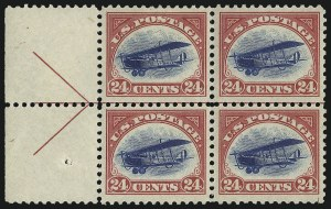 Sale Number 1067, Lot Number 2358, Group Lots by Issue: Air Post thru Confederate States6c-24c 1918 Air Post (C1-C3), 6c-24c 1918 Air Post (C1-C3)