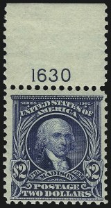 Sale Number 1068, Lot Number 217, 1902-08, Louisiana Purchase Issues1c-$2.00 1902-03 Issue (300-312), 1c-$2.00 1902-03 Issue (300-312)
