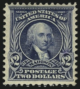 Sale Number 1068, Lot Number 218, 1902-08, Louisiana Purchase Issues1c-$2.00 1902-03 Issue (300-312), 1c-$2.00 1902-03 Issue (300-312)