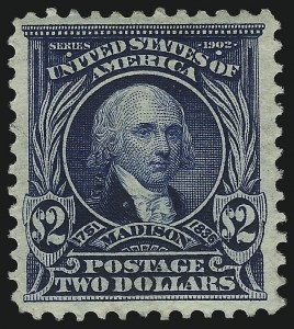 Sale Number 1068, Lot Number 219, 1902-08, Louisiana Purchase Issues1c-$2.00 1902-03 Issue (300-312), 1c-$2.00 1902-03 Issue (300-312)