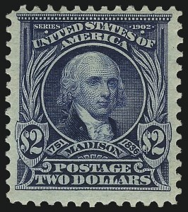 Sale Number 1068, Lot Number 221, 1902-08, Louisiana Purchase Issues1c-$2.00 1902-03 Issue (300-309, 312), 1c-$2.00 1902-03 Issue (300-309, 312)