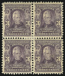 Sale Number 1068, Lot Number 223, 1902-08, Louisiana Purchase Issues1c-15c 1902-03 Issue (300-309), 1c-15c 1902-03 Issue (300-309)