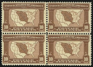 Sale Number 1068, Lot Number 239, 1902-08, Louisiana Purchase Issues1c-10c Louisiana Purchase (323-327), 1c-10c Louisiana Purchase (323-327)