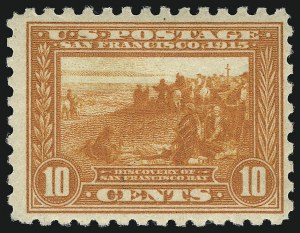 Sale Number 1068, Lot Number 258, Washington-Franklin Issues1c-10c Panama-Pacific (397-404), 1c-10c Panama-Pacific (397-404)