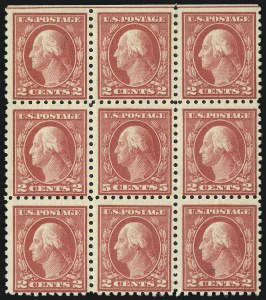 Sale Number 1068, Lot Number 278, Washington-Franklin Issues5c Carmine, 5c Rose Error (467, 505), 5c Carmine, 5c Rose Error (467, 505)