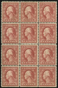 Sale Number 1068, Lot Number 300, Washington-Franklin Issues5c Rose, Error (505), 5c Rose, Error (505)