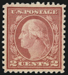 Sale Number 1068, Lot Number 313, Washington-Franklin Issues1c Green, 2c Carmine Rose, Ty. III, Rotary (545-546), 1c Green, 2c Carmine Rose, Ty. III, Rotary (545-546)