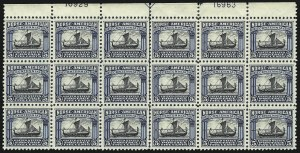 Sale Number 1068, Lot Number 323, 1922-26 and Later Issues2c, 5c Norse-American (620-621), 2c, 5c Norse-American (620-621)